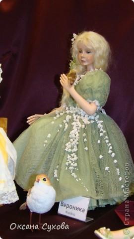 7 Международный Салон Кукол Москва ТЦ Тишинка /3 часть/ фото 35