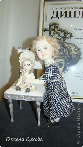7 Международный Салон Кукол Москва ТЦ Тишинка /3 часть/ фото 46