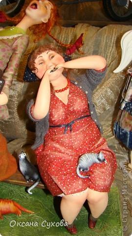 7 Международный Салон Кукол Москва ТЦ Тишинка /3 часть/ фото 71