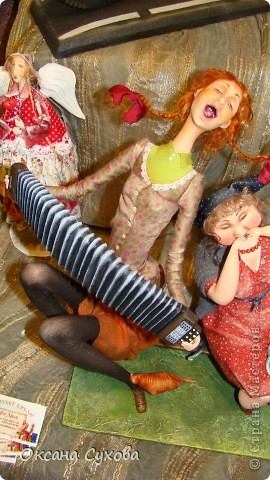 7 Международный Салон Кукол Москва ТЦ Тишинка /3 часть/ фото 70