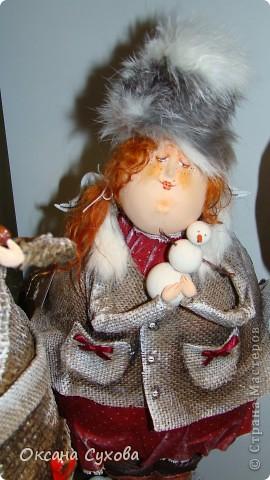 7 Международный Салон Кукол Москва ТЦ Тишинка /3 часть/ фото 73