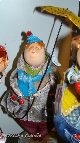 7 Международный Салон Кукол Москва ТЦ Тишинка /3 часть/ фото 74