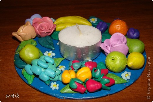 Вот такой подарок слепила Ангелинка ко дню рождения  Влада. фото 4
