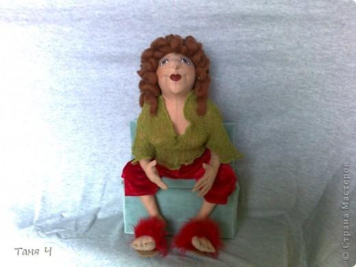 Характерная кукла фото 3
