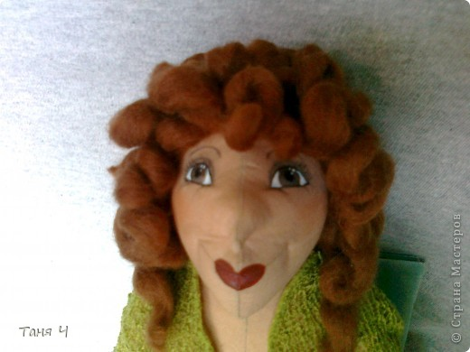Характерная кукла фото 4