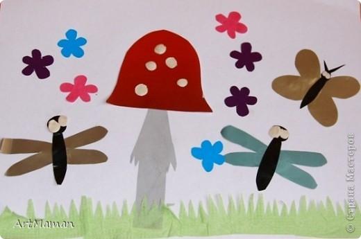 Вот такие грибочки у нас с дочей (2 года) выросли. фото 6