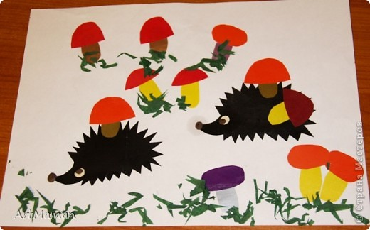 Вот такие грибочки у нас с дочей (2 года) выросли. фото 7