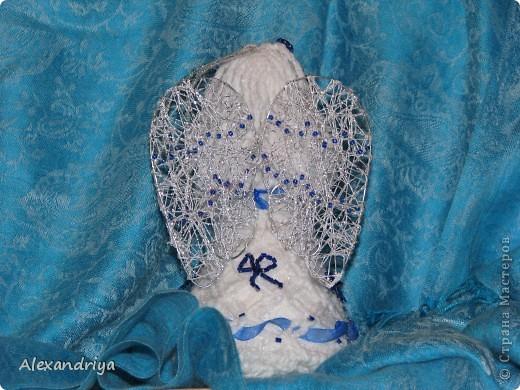 Макрамешные Ангелочки.  фото 2