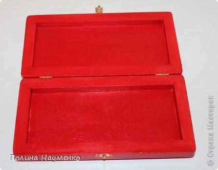 Говорят красный цвет притягивает богатство... фото 4