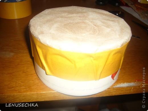 Вот такой тортик у меня получился. Надо еще добавить немного зелени. фото 19