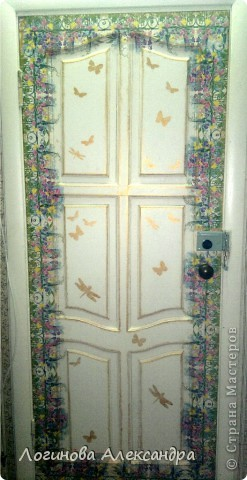Моя входная дверка. фото 1