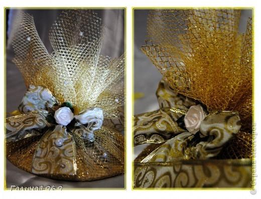 Тарелочка в золоте. фото 3
