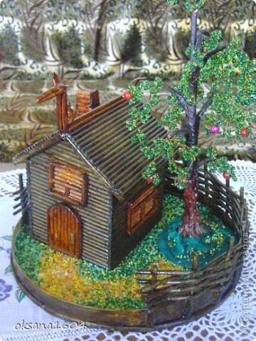 Такой странный-странный домик в деревне;))) фото 1