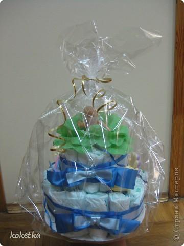 Этот тортик попросил сделать брат, так как он должен был идти на кристины к своим знакомым. фото 9