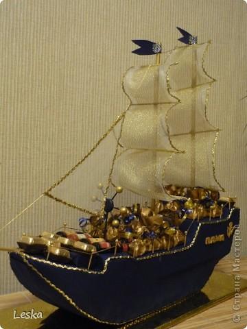 Случился день рождения)))) Кинулась по стране за помощью и решила замахнуться на корабль.  фото 2