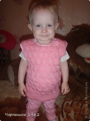 костюмчик для дочурки ))) фото 1