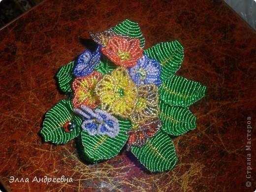 Вот такие цветочки получились... фото 2
