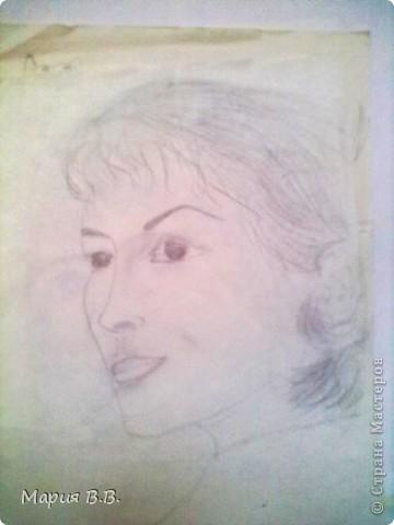 Наброски начинающей художницы))) фото 1