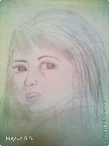 Наброски начинающей художницы))) фото 2