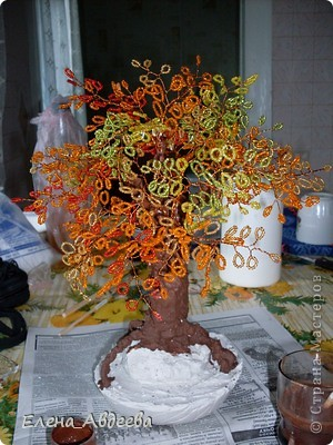 осеннее деревце  фото 5