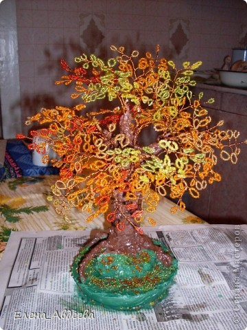 осеннее деревце  фото 6