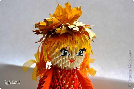 Моя девочка-Осень золотая))) фото 2