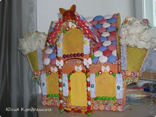Прянечный домик фото 1