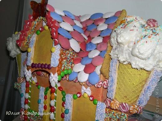 Прянечный домик фото 2