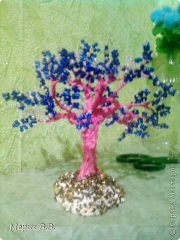 Весеннее деревце (из первых работ)