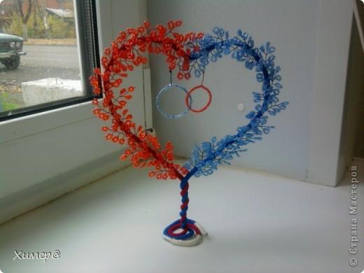 Дерево-сердце фото 1