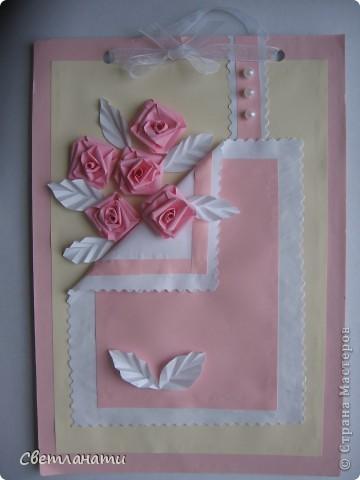 Сердце из роз фото 5