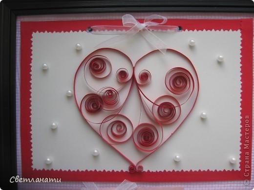 Сердце из роз фото 7