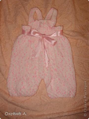 Песочник для будущей дочи фото 1