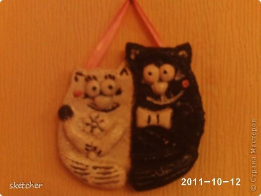 Коты автор Светлана Иванцова фото 1