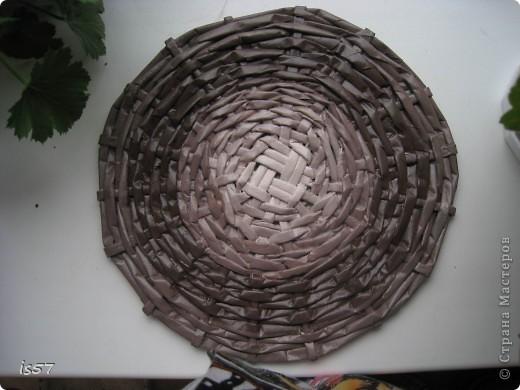 Корзиночка для конфет и подставка фото 2