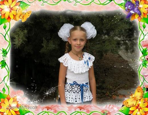 Блуза для доченьки фото 2