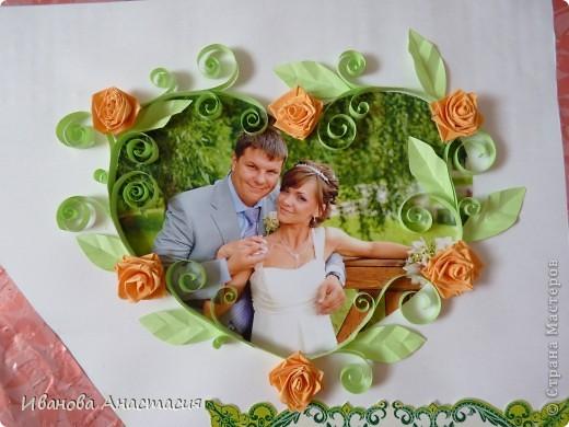 Коллаж на годовщину свадьбы (подарок) фото 2