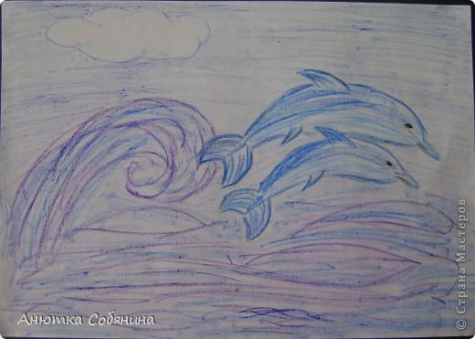 Здесь я собрала рисунки животных) фото 12