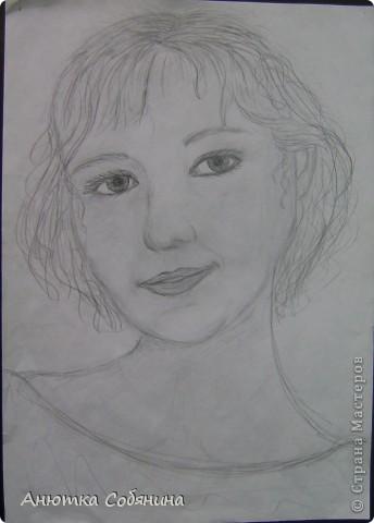 Вот эта серия состоит из рисунков карандашом. фото 1
