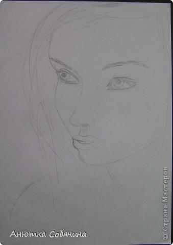 Вот эта серия состоит из рисунков карандашом. фото 3