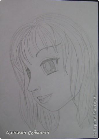 Вот эта серия состоит из рисунков карандашом. фото 4