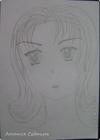 Вот эта серия состоит из рисунков карандашом. фото 7