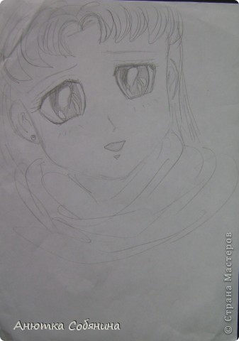 Вот эта серия состоит из рисунков карандашом. фото 11