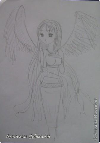 В этой серии я собрала простых девушек, эльфов и ангелов) фото 8