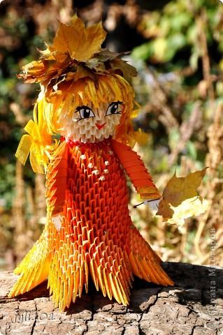 Моя девочка-Осень золотая))) фото 3