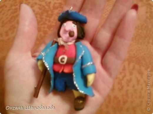 пират Джон Сильвер фото 1