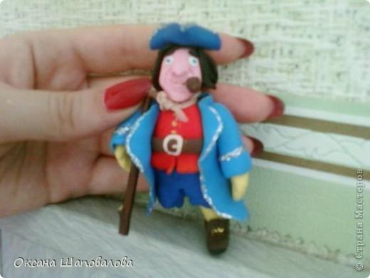 пират Джон Сильвер фото 3