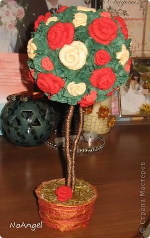 Деревце в подарок бабушке))) фото 1