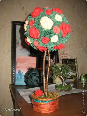 Деревце в подарок бабушке))) фото 2