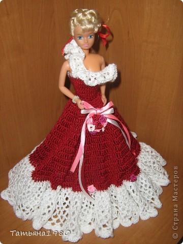 Платье вязанте крючком фото 2